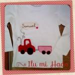 Camiseta tractor