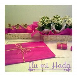 regalos empaquetados