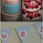 tarta y galletas