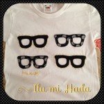Camiseta gafas