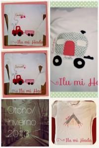 collage camisetas invierno 2013