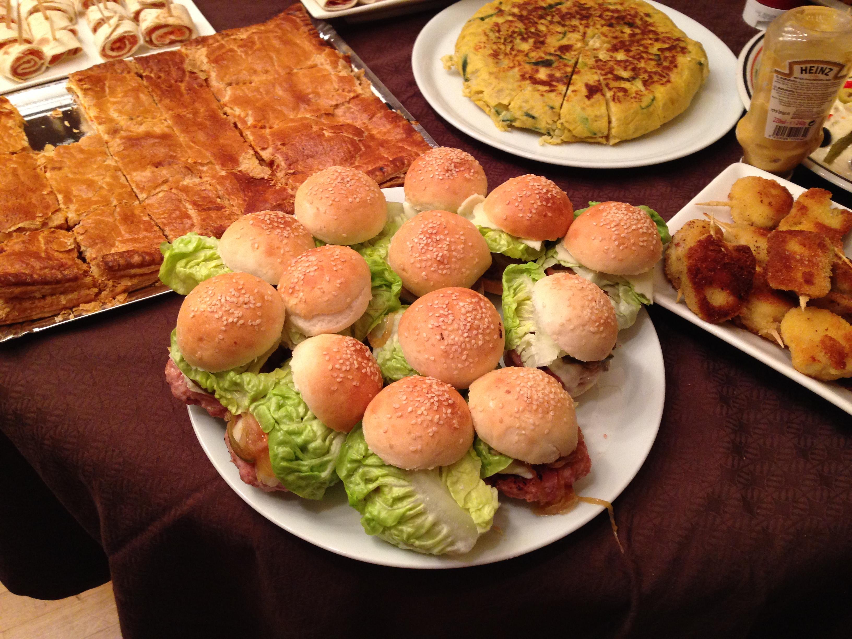 hamurguesas