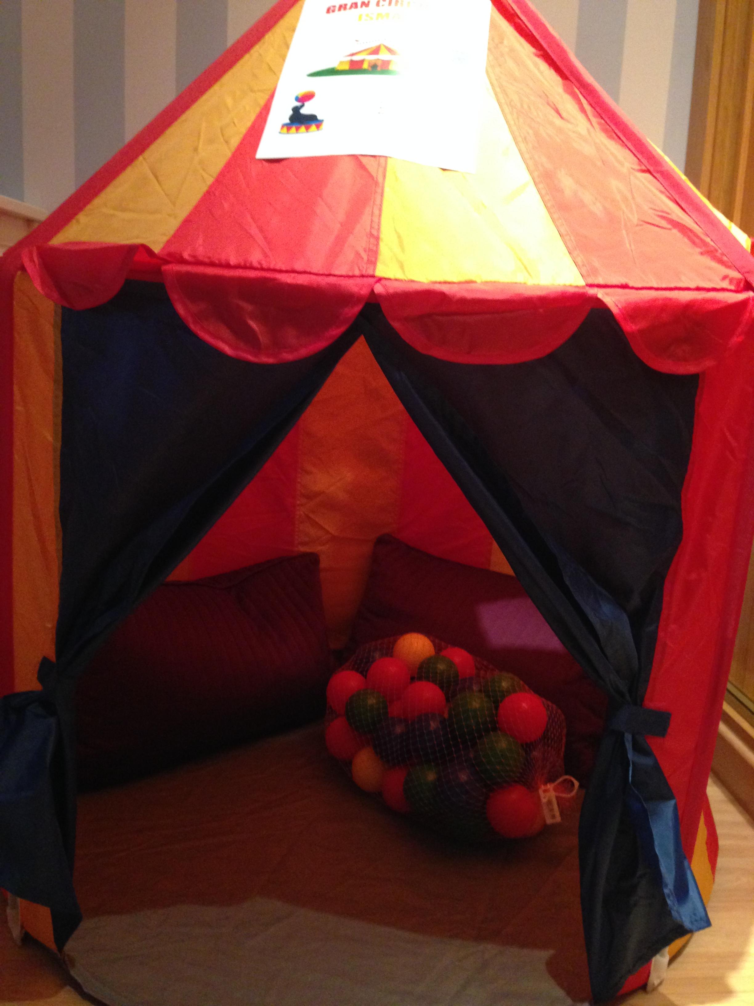 10. tienda circo