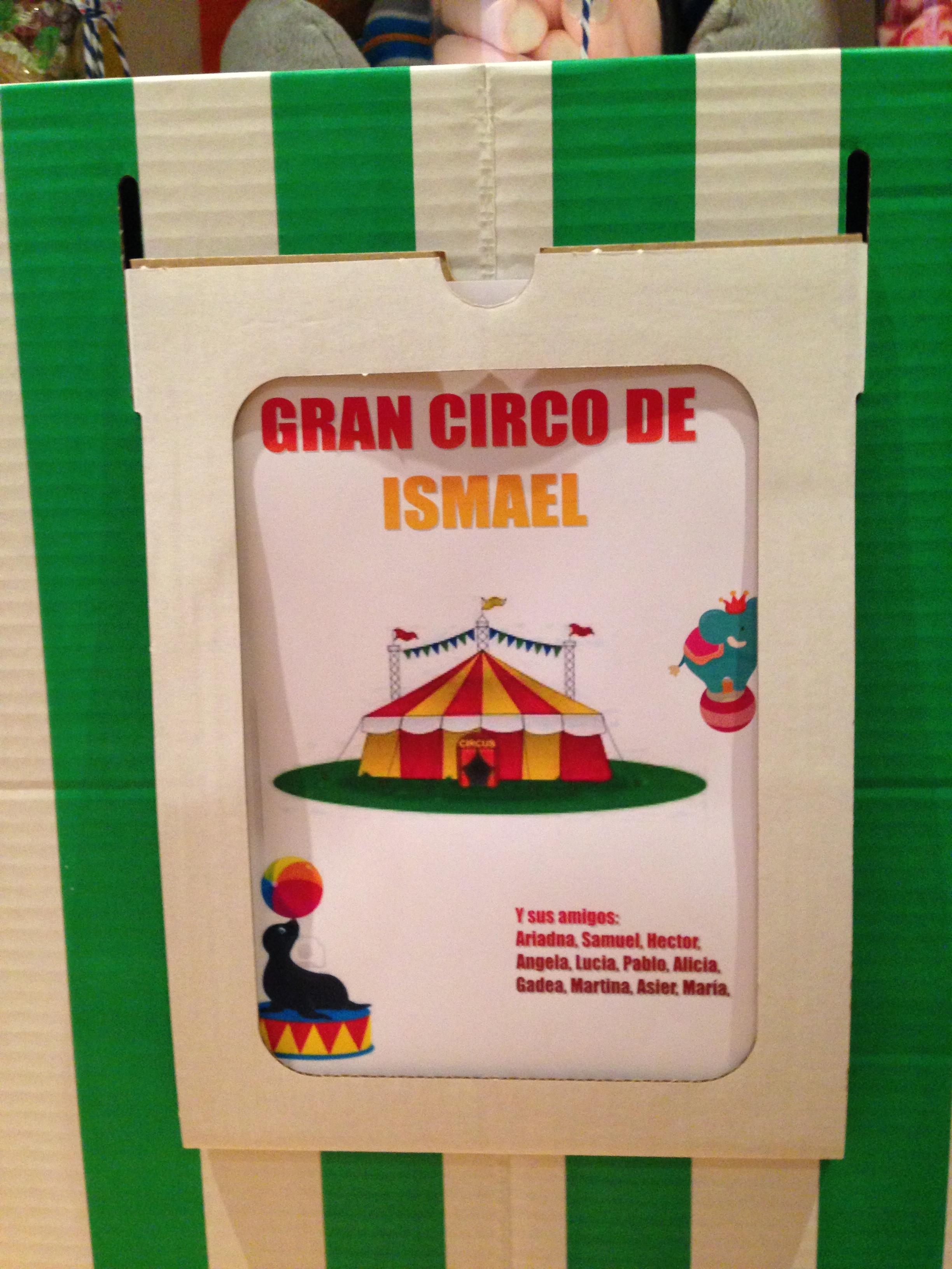 9. cartel circo