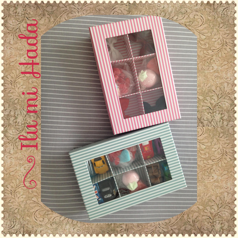 11. Caja regalitos niños