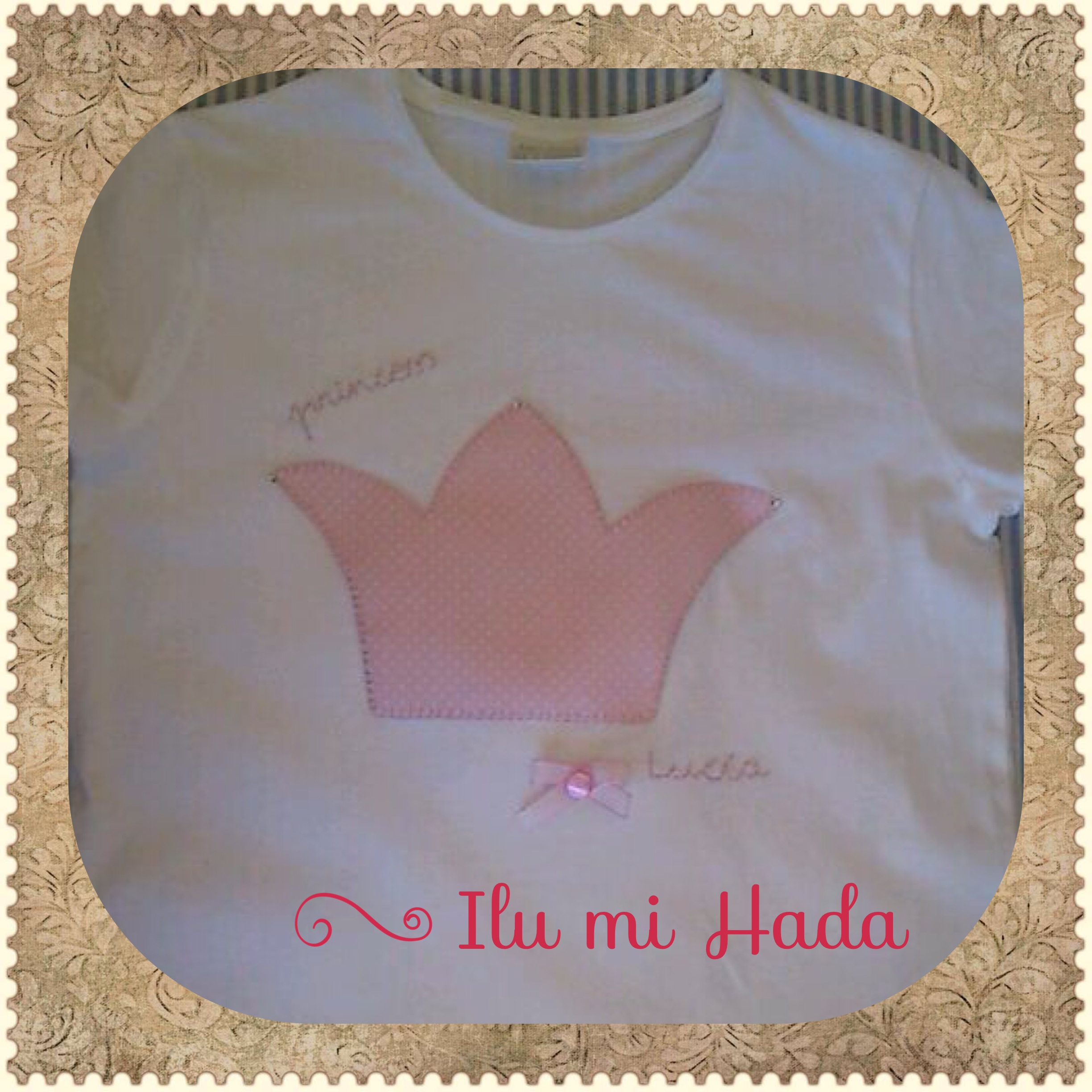 13. Camiseta princess