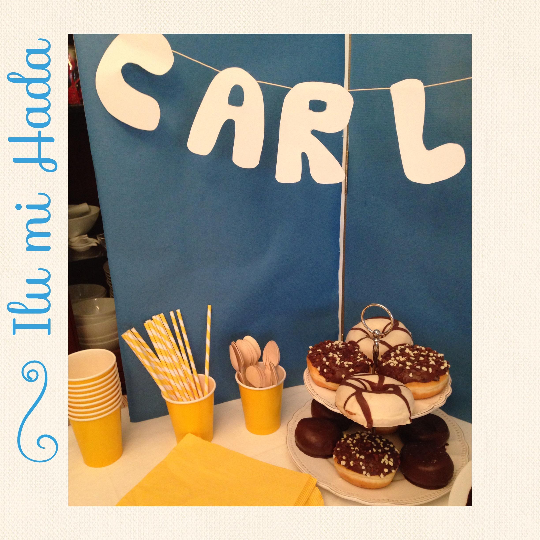 5. Menaje y dulces