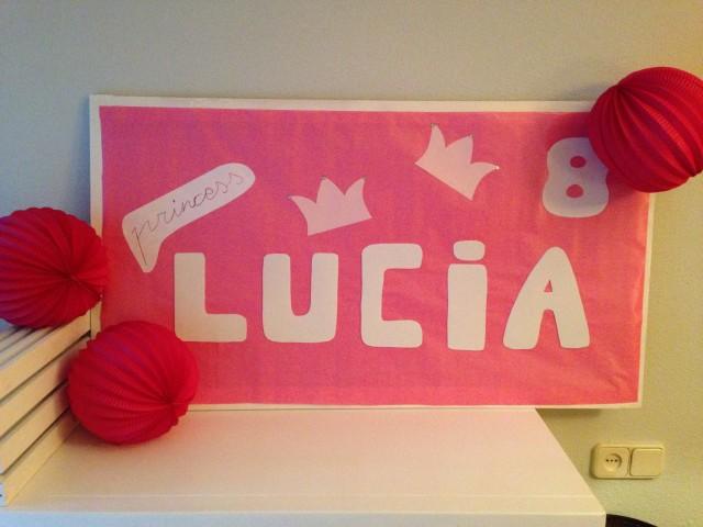 PRINCESS LUCÍA.