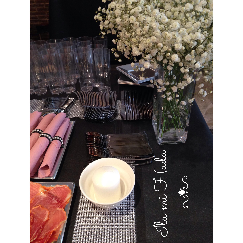 13. Detalle menje y flores