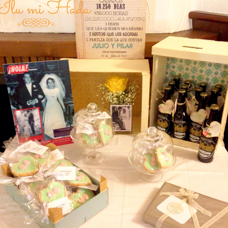 5. Mesa regalos invitados