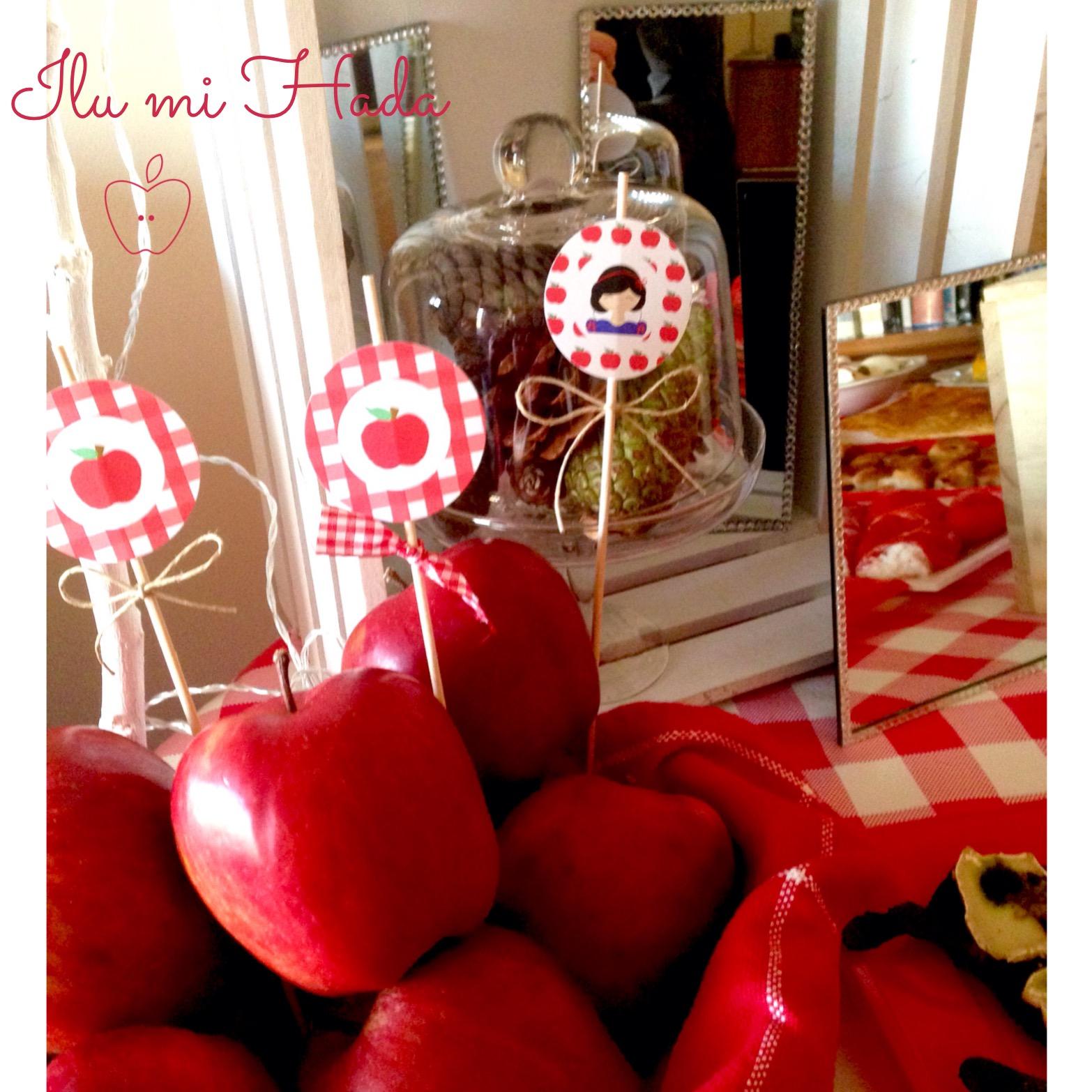11. Espejos y manzanas