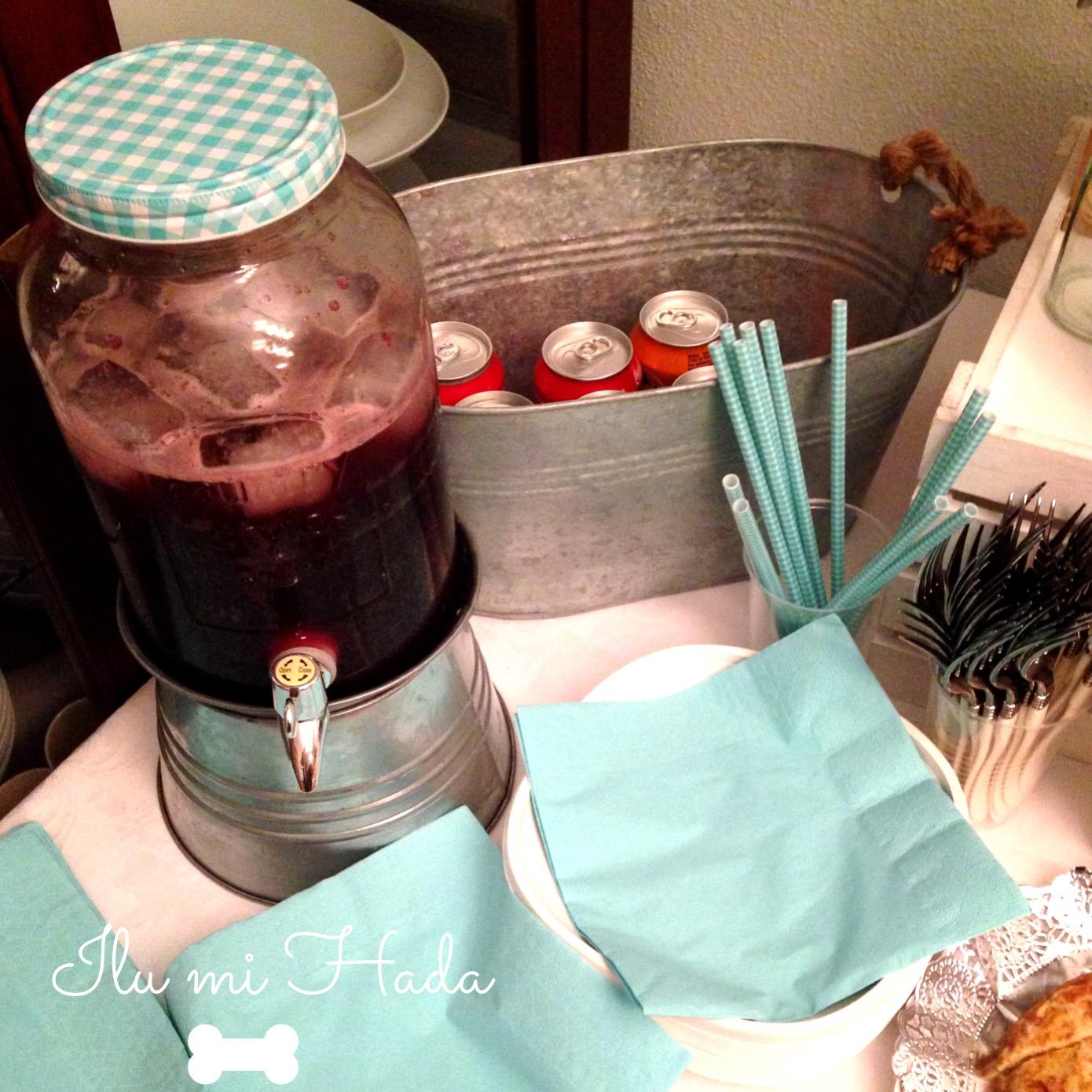 5. Rincón con refrescos
