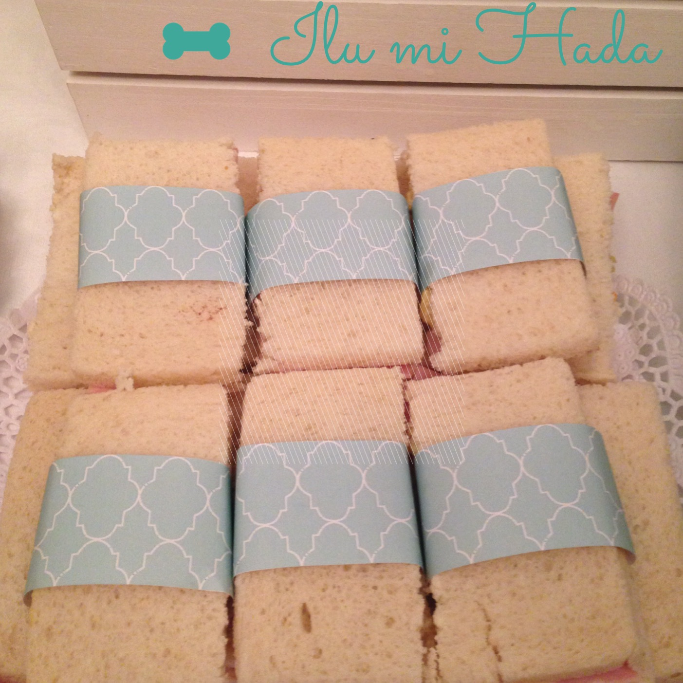 8. Bandas para sandwiches