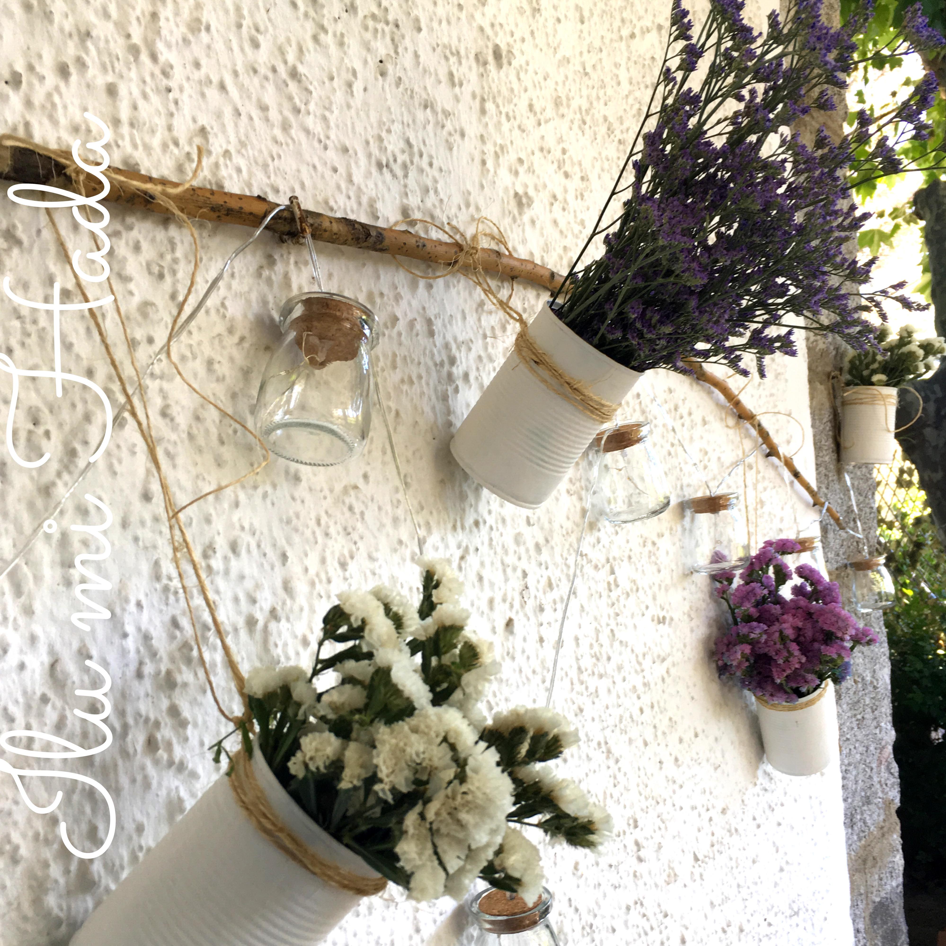 16. Detalle Flores porche