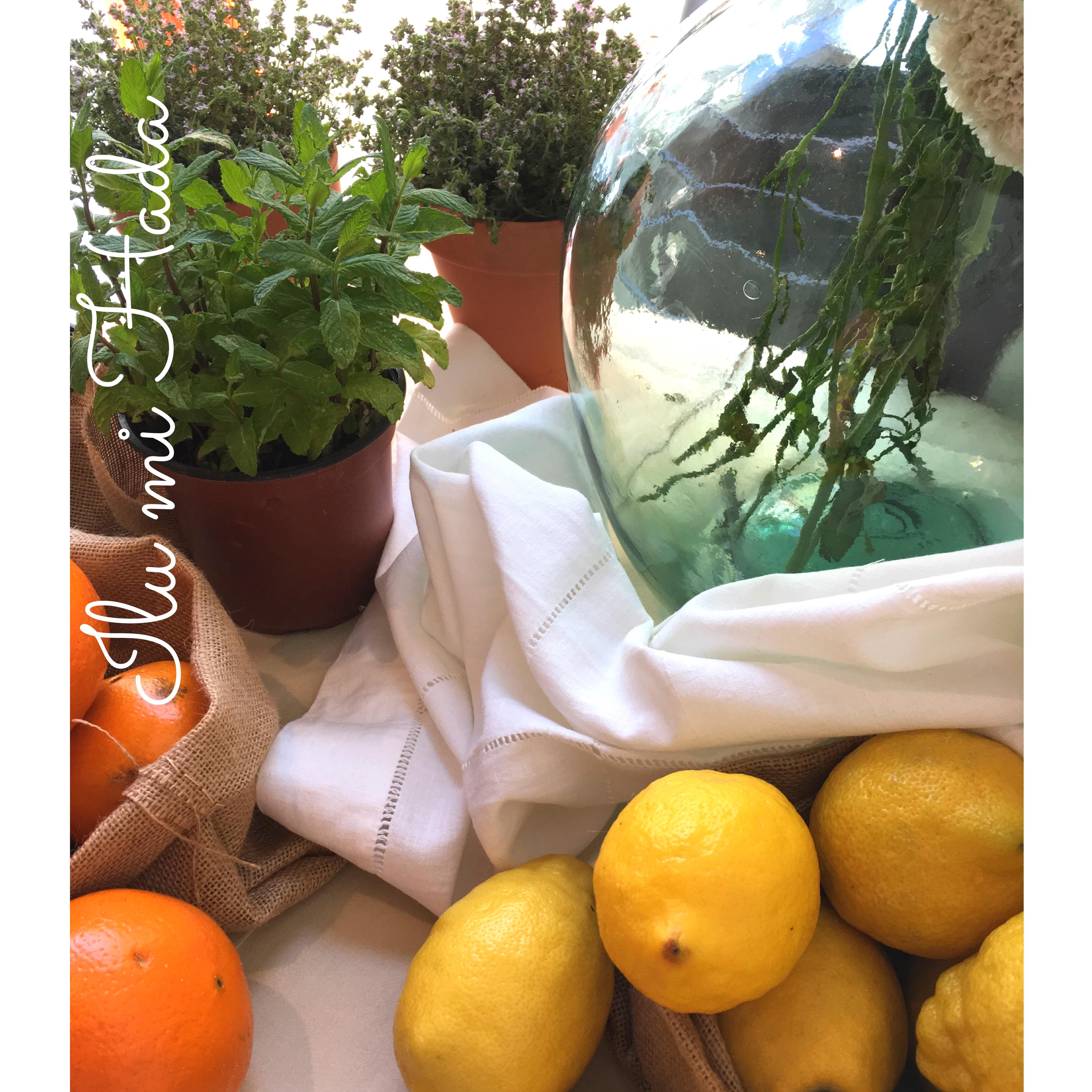 25. Limones