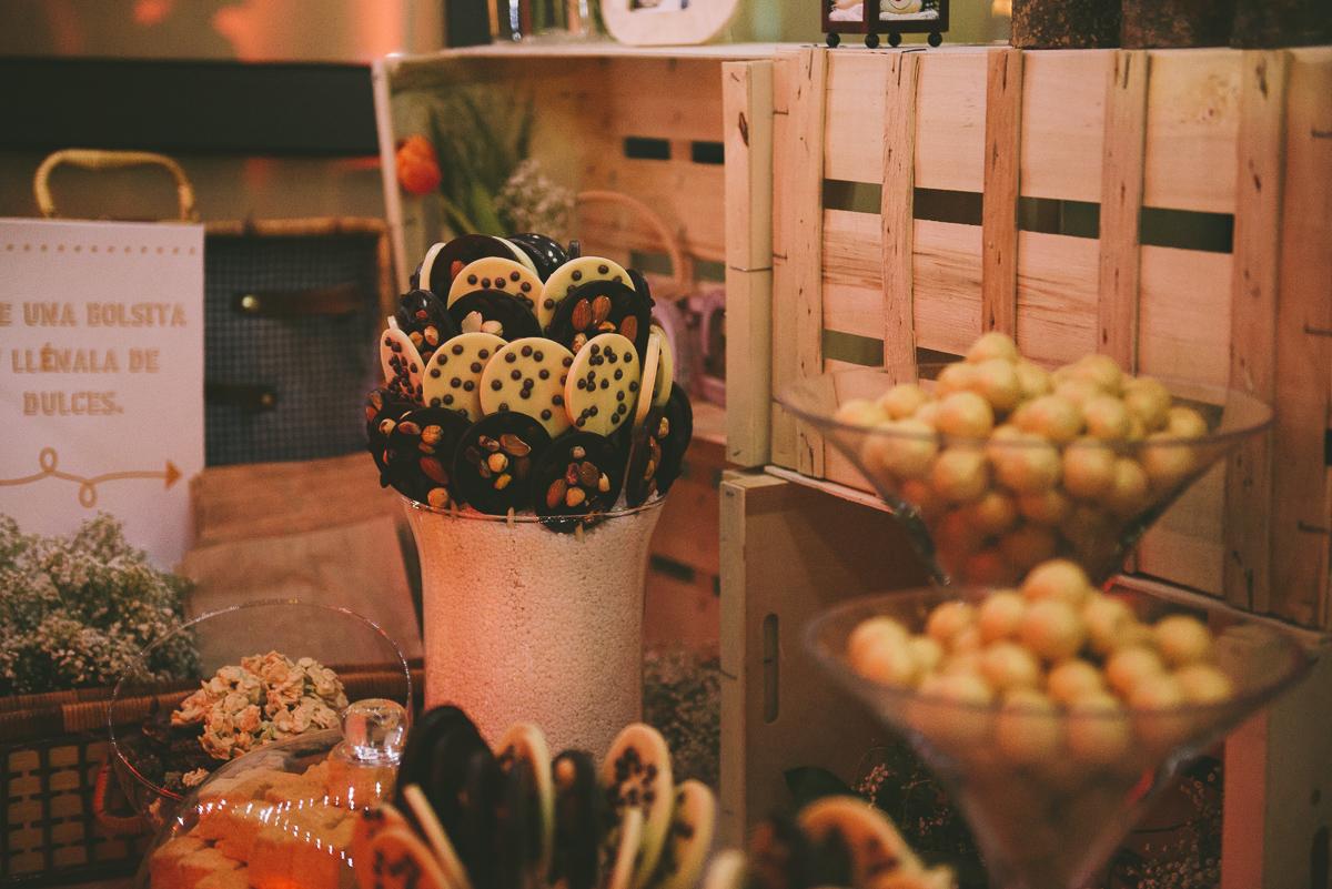 16. Detalle dulces mesa